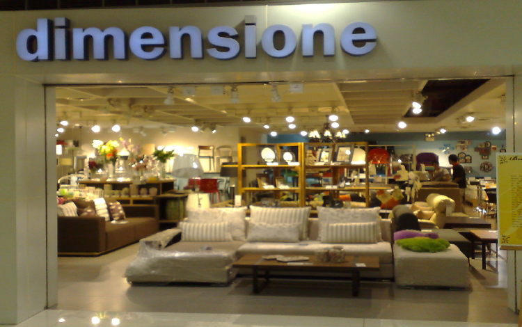 Dimensione sm megamall ortigas online Sm home furniture in philippines