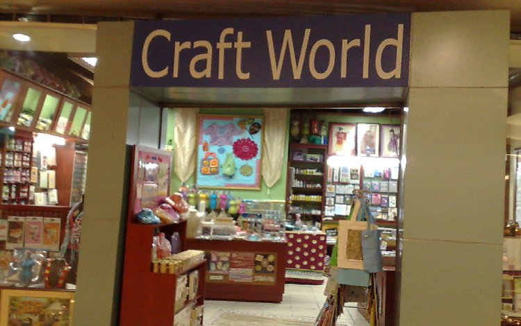 Craft world sm megamall ortigas online for Online art stores us