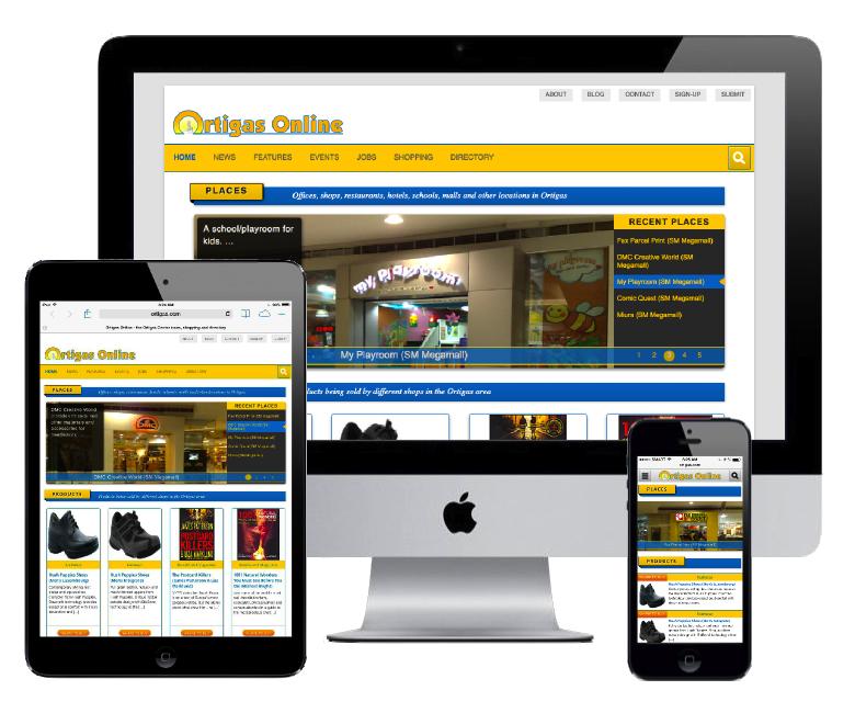 ortigas-online-screens